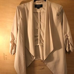 Poetry Sheer Cardigan Blazer